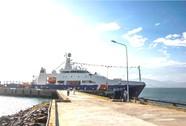 Thành lập Hải đội 302- Cảnh sát biển
