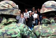 Mỹ hủy tập trận với Thái Lan