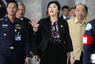 Người biểu tình treo giải thưởng bắt bà Yingluck