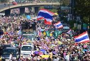 Thái Lan quyết không nhượng bộ biểu tình