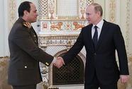 """Mỹ - Nga """"mở mặt trận"""" ở Ai Cập"""