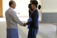 Tổng thống Myanmar họp bất thường