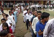 Ấn Độ: 814 triệu cử tri bỏ phiếu