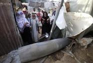 Israel bắn rơi máy bay Hamas