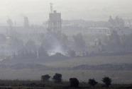 Giao tranh dữ dội tại cao nguyên Golan