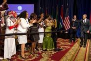 Mỹ quyết trở lại châu Phi