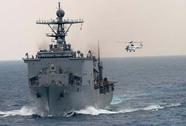 Hai tàu chiến Mỹ đến Philippines tập trận