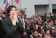 Bà Yingluck bị dồn vào đường cùng
