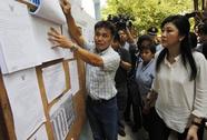 Bà Yingluck đối mặt thử thách mới