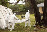 Thế giới phát hoảng vì Ebola