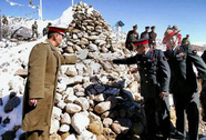 Trung Quốc bị tố xâm phạm lãnh thổ Ấn Độ