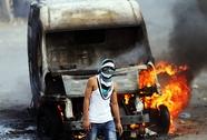Khói lửa ở Jerusalem