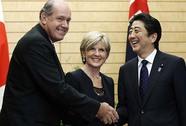 Úc: Nhật cần đóng vai trò lớn hơn