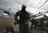 Ukraine căng thẳng trước bầu cử