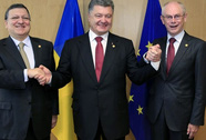 Ukraine liên kết với EU