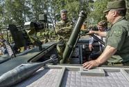 Ukraine sắp hết tiền đánh quân ly khai