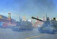 Nga vượt Mỹ về tỉ lệ GDP cho quân sự