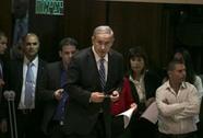 Israel tổng tuyển cử sớm