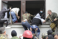 Kiev không thể kiểm soát Donetsk và Luhansk