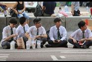 Biểu tình hạ nhiệt ở Hồng Kông