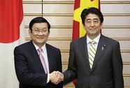 Nâng cấp quan hệ Việt - Nhật