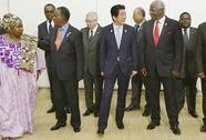 Nhật - Trung giành châu Phi