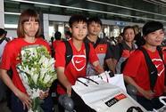 Căng suất cuối dự World Cup cho tuyển nữ Việt Nam