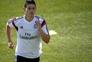 """Real Madrid tung hàng công """"bom tấn"""""""