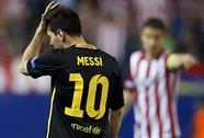 """Messi """"mất tích"""", Barca bại trận"""