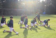 U19 Việt Nam thi đấu dồn dập