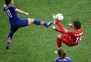 Bóng đá nữ Việt Nam tranh HCĐ
