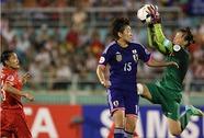 Việt Nam - Nhật Bản 0-4: Bài học phòng ngự