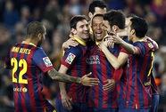Giăng bẫy đón Barca