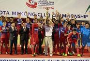 B.Bình Dương vô địch Toyota Cup