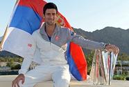 Djokovic chấm dứt cơn hạn