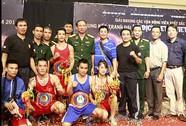 Quân đội có 5 nhà vô địch