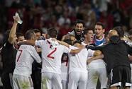 Bồ Đào Nha thua trên sân nhà