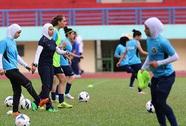 """Asian Cup nữ 2014: Jordan sợ """"lộ bài"""""""