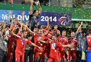 Palestine - nền bóng đá nghị lực