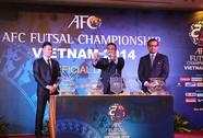 Futsal Việt Nam đặt mục tiêu vào tứ kết