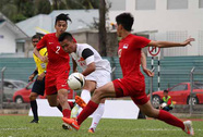 U19 Việt Nam thắng U21 Singapore: Tân binh tạo ấn tượng