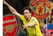 Van Gaal sợ Arsenal tranh mất Hummels
