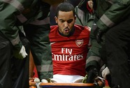 Walcott tan giấc mơ World Cup