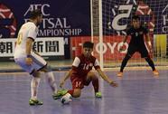 Tuyển futsal Việt Nam tiến bộ nhanh
