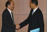 Đại sứ Nhật - Trung khẩu chiến trên đất Mỹ