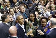 """Ông Obama tìm cách tránh """"thất bại nặng nề"""""""