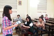 Chỉ 63,9% thí sinh làm thủ tục thi cao đẳng