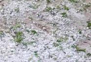 Xuất hiện mưa đá tại Điện Biên