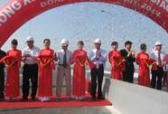 Thông xe cầu vượt thép Ngã tư Vũng Tàu