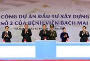 Thủ tướng phát lệnh khởi công 2 bệnh viện gần 10.000 tỉ đồng
